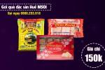 Gói quà đặc sản Huế giá 150k