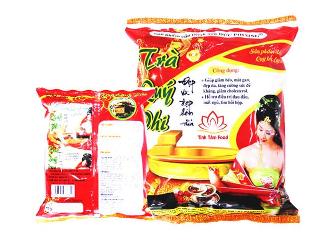 Trà Cung Đình Quý Phi Huế